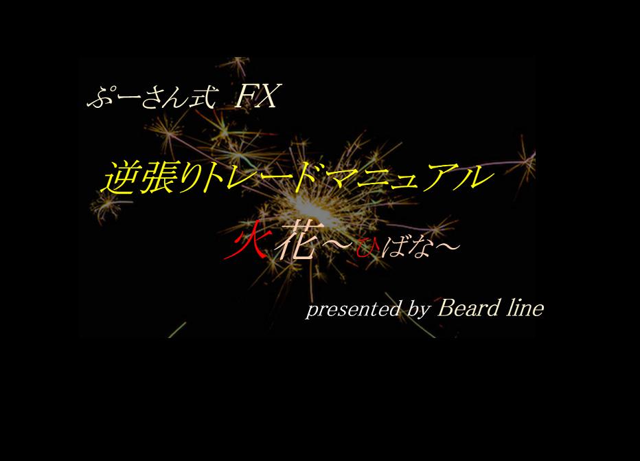 ぷーさん式FX 逆張りトレードマニュアル 火花~ひばな~販売開始のお知らせ