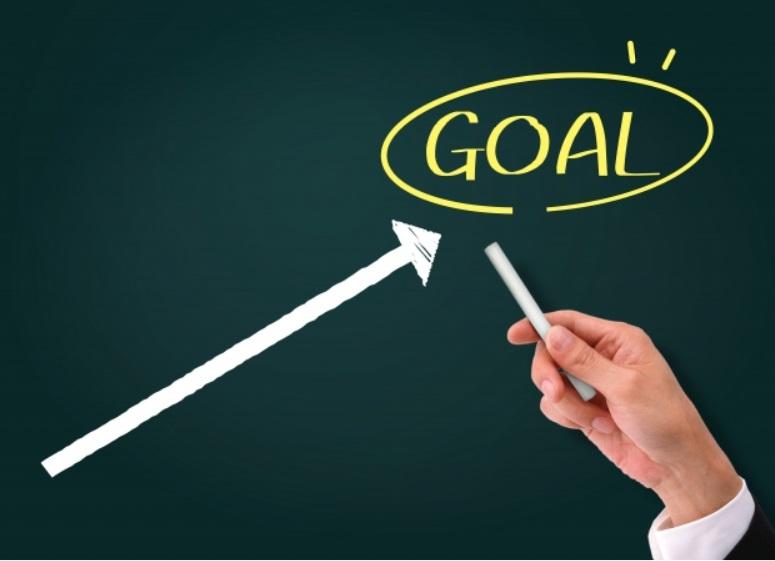 goalを設定